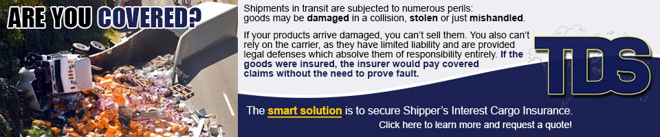 Cargo, shippers insurance, Laredo, Texas, Customs, Freight Forwarding, at risk